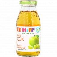 Сок детский «Hipp» яблочно-виноградный, 200 мл.