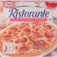 Пицца Ristorante «Dr.Oetker» пепперони салями, 320 г