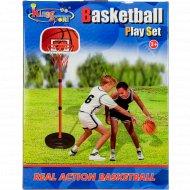 Кольцо на стойке баскетбольное, 20881H.