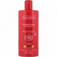 Шампунь для окрашенных волос «Evoluderm» с кератином, 400 мл
