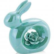 Декоративная фигурка «Home&You» Flowerbunny, 54944-ZIE-H0015-WN