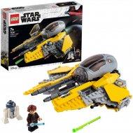 Конструктор «LEGO» Star Wars, Джедайский перехватчик Энакина