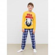 Пижама для мальчиков «Mark Formelle» фуфайка + брюки.