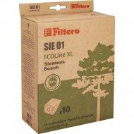 Пылесборник «Filtero» SIE 01 10 штук +фильтр