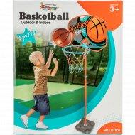 Кольцо на стойке баскетбольное, LQ1903.