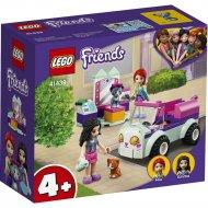 Конструктор «LEGO» Friends, Передвижной груминг-салон для кошек