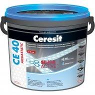 Фуга «Ceresit» CE 40, 2238475, 5 кг