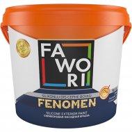 Краска «Fawori» Exterior Fenomen White, 10 л