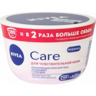 Крем для лица «Nivea» Care, увлажняющий, 100 мл.
