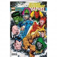Книга «История вселенной Marvel #3».