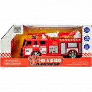 Пожарная машина на радиоуправлении, SD-044.