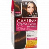 Крем-краска «L'Oreal» Casting Creme Gloss, шоколадный трюфель 432.