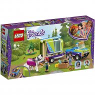 Конструктор «LEGO» Friends, Трейлер для лошадки Мии