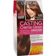 Крем-краска «L'Oreal» Casting Creme Gloss, шоколадное пралине 635.