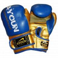 Перчатки боксерские «Ayoun» 850.