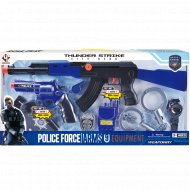 Игровой набор «Полицейский».