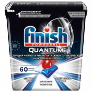 Капсулы для посудомоечных машин «Finish» Quantum Ultimate, 60 шт