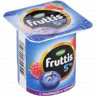Продукт йогуртный «Сливочное лакомство» 5 %, 115 г.