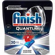 Капсулы для посудомоечных машин «Finish» Quantum Ultimate, 30 шт