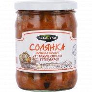 Солянка овощно-грибная «Kladovka» 450 г