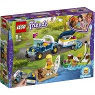 Конструктор «LEGO» Friends, Багги с прицепом Стефани