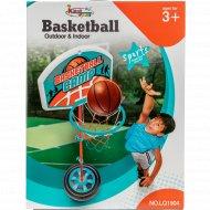 Кольцо на стойке баскетбольное, LQ1904.