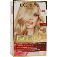 Краска «L'Oreal» Excellence creme, блонд 10.13.