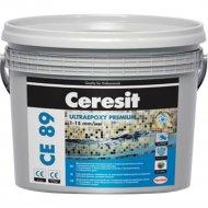 Фуга «Ceresit» CE 89, 2448767, 2.5 кг