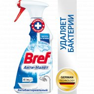 Средство чистящее «Bref» анти-налёт, антибактериальный, 500 мл.