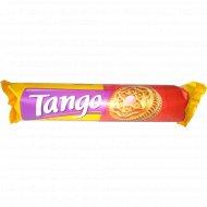 Печенье сахарное «Танго» с начинкой со вкусом клубники, 75 г.