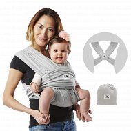 Детская переноска «Baby K'tan» BKBC-HG-L Heather Grey Size-L.