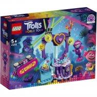 Конструктор «LEGO» Trolls, Вечеринка на Техно-рифе
