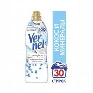 Кондиционер ополаскиватель «Vernel» Кокосовая Вода и Минералы,910 мл.