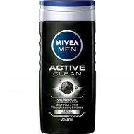 Гель для душа «Nivea Men «Сила угля» для мужчин, 250 мл.