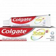 Зубная паста «Colgate» чистая мята, 50 мл.