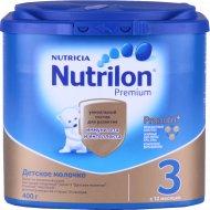 Детское молочко «Nutrilon-3» 400 г.