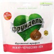 Конфеты «Фруктовый трюфель» с семенами льна, 150 г.