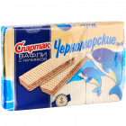 Вафли «Спартак» черноморские, 216 г