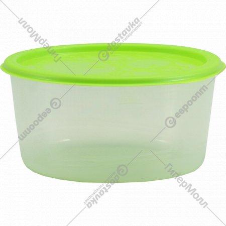 Контейнер для продуктов пластмассовый 1.4 л.