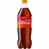 Напиток газированный «Coca-Cola» апельсин, 1 л