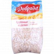 Крупа рисовая «Добрада» шлифованная пропаренная 700 г.