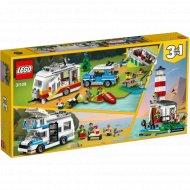 Конструктор «LEGO» Creator, Отпуск в доме на колесах
