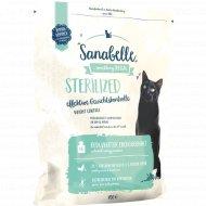 Корм для кошек «Санабелль стерилизованный» 0.4 кг.