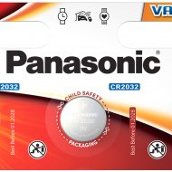 Элемент питания «Panasonic» Lithium CR2032 6BP.