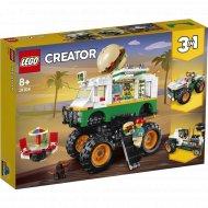 Конструктор «LEGO» Creator, Грузовик «Монстрбургер»