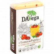 Веганский продукт «Davega» с томатом и паприкой, 200 г.