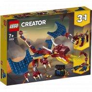Конструктор «LEGO» Creator, Огненный дракон