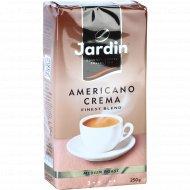Кофе молотый «Jardin Americano crema» жареный, 250 г.