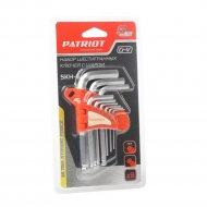 Набор ключей «Patriot» SKH-9, 1.5-10 мм, 9 шт.