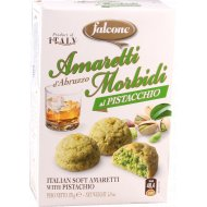 Печенье «Amareti Pistachio Soft» с фисташками 170 г.